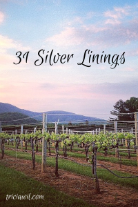 silver linings blog photo